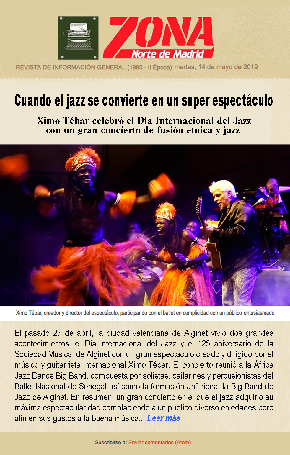 JAZZ-DAY-2019-XIMO-TEBAR-AFRICA-JAZZ-DANCE-BIG-BAND-ALGINET